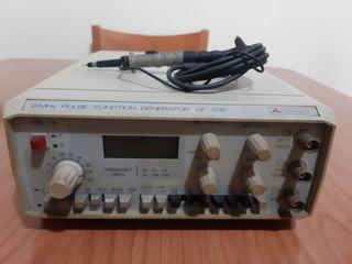Generador baja frecuencia Promax 2Mhz