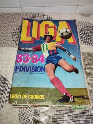 Album cromos de Fútbol
