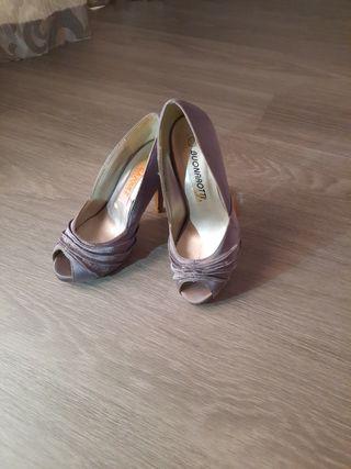 zapatos fiesta número 35