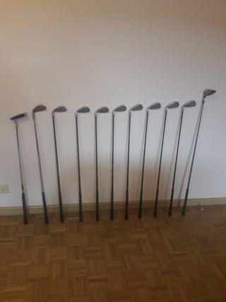 Palos de Golf Callaway, Titleist, Ping y Odissey