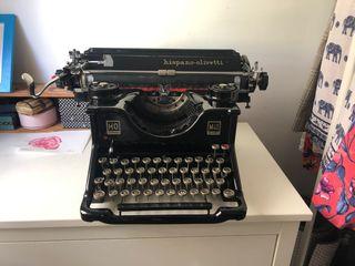 Machina de escribir