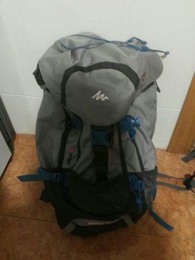 Mochila acampada 50