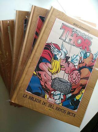 Thor Walter Simonson completa (Panini)