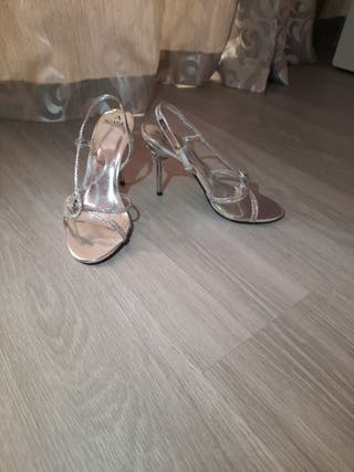 Zapatos de fiesta número 36