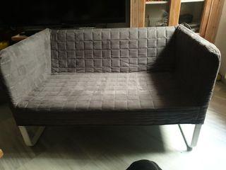sofa biplaza ikea
