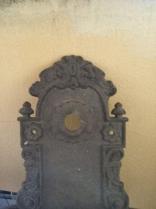 fuente hierro fundido