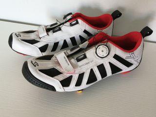 zapatillas spiuk ciclismo - triathlon