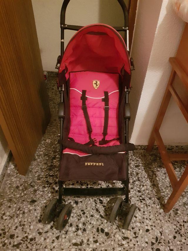 carro ultraligero Ferrari