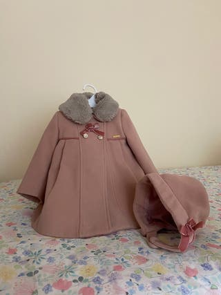 Abrigo paño Dolce petit talla 12 - 24 meses