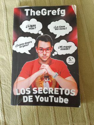 libro the grefg LOS SECRETOS DE YOUTUBE
