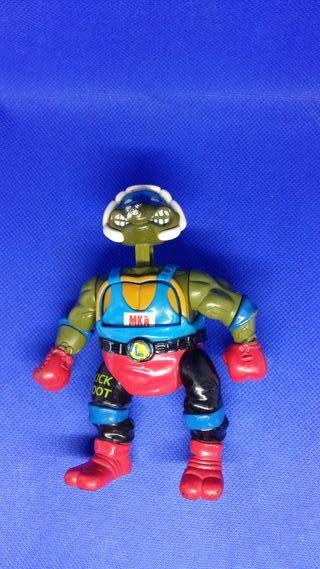 Tortugas Ninja Figura de Acción (ROTO MECANISMO)