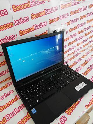 Portátil Acer Aspire E5-571P + Cargador original