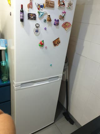 frigorífico New pool con solo 1 año