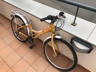 Bicicleta nuzzi sport racing klipper