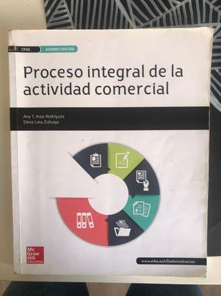 Libro proceso integral de la actividad comercial