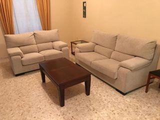 Conjunto de sofás de 3+2 plazas
