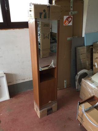Mueble armario baño