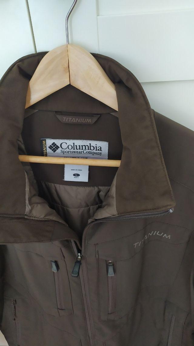 Cazadora Columbia Titanium talla L