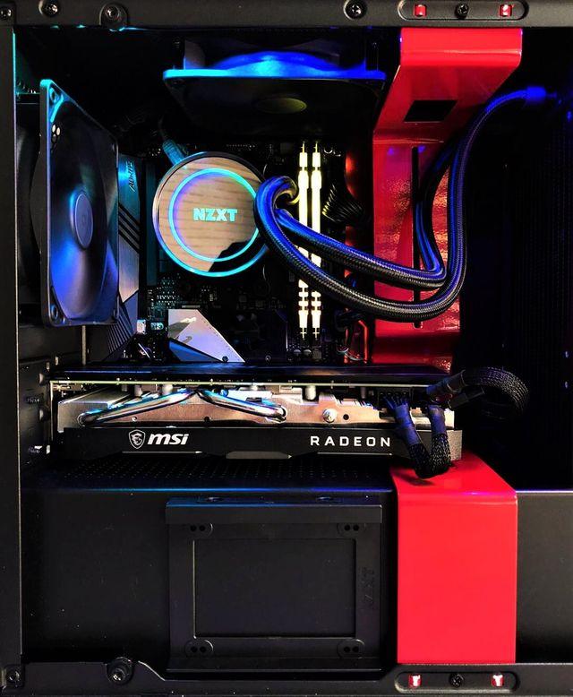 PC Gaming Ryzen 7 3700X y RX 5700XT 8GB
