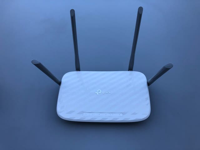 Router / Repetidor TP-Link Archer C50