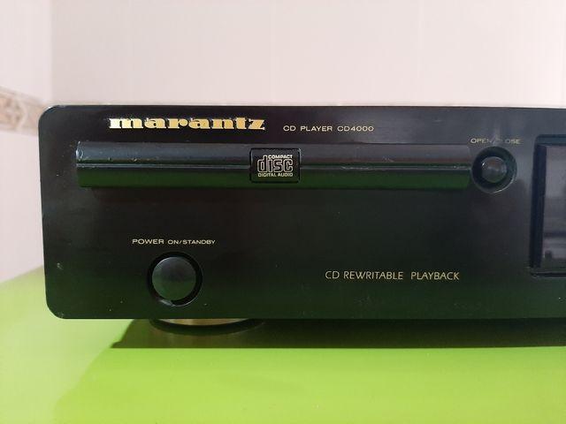 Reproductor Marantz cd 4000 cd player