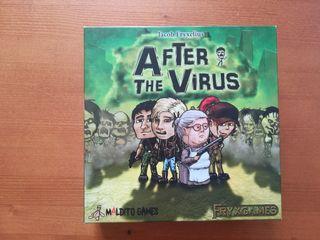Juego de Mesa: After the virus