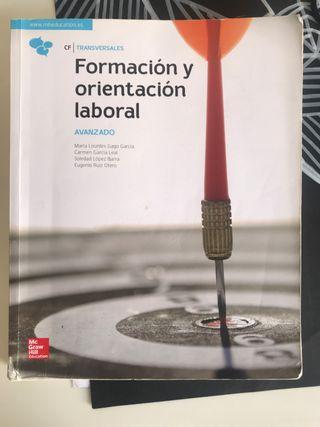 Libro formación y orientación laboral. McGraw Hill