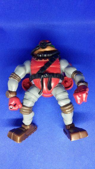 Tmnt Tortugas Ninja Figura de Acción- Raphael 2004