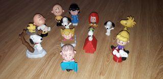 Colección muñecos Snoopy.