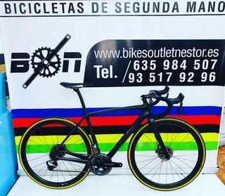 Bicicleta Specialzied Tarmac Sworks disc di2