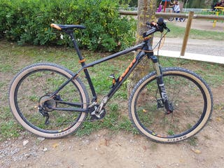 Mountain bike KTM ultrarace