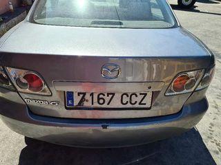 1772320 Tapa maletero MAZDA 6 BERLINA (GG) 2.0