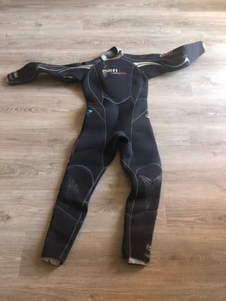 Traje de buceo chica Mares Deluxe isoterm talle s