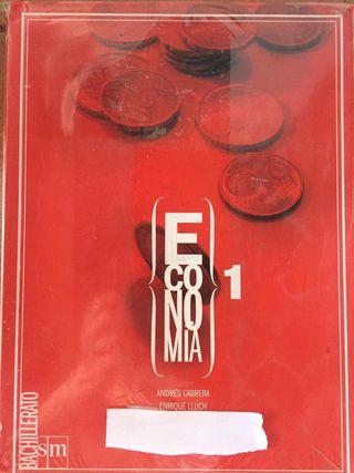 Libro economía primero bach