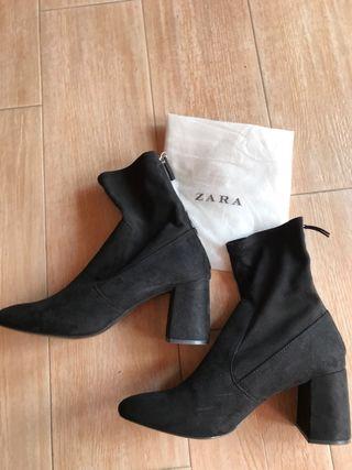Botines Zara - Talla 40 Perfecto Estado