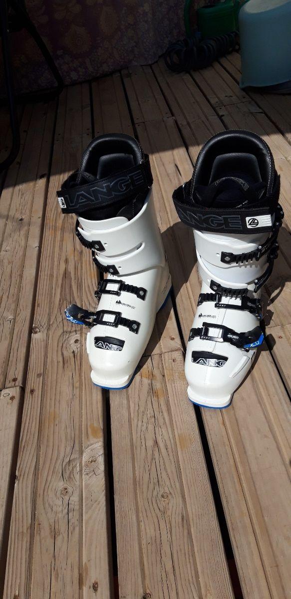 Botas de esquí Lange - 26.5 - Flex 100