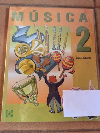 Libro musica segundo ESO