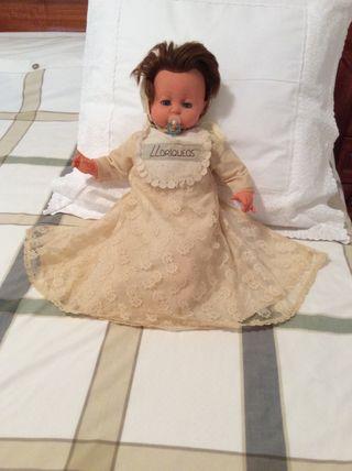 Muñeca lloriqueos