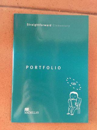 Portafolio straightfoward elementary macmillan