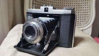 cámara foto antigua