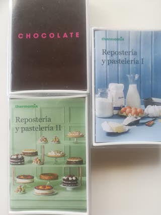 Libros digitales Thermomix TM5