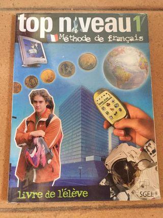 Libro top nuevas 1 francés