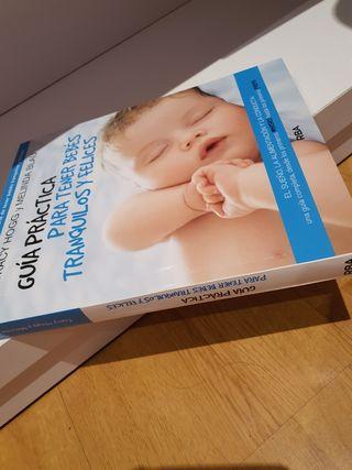 Guía Práctica para tener bebés tranquilos felices