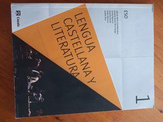 Lengua castellana y literarura 1°ESO