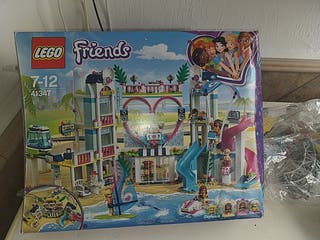 Lego Friends Resort de Heartlake city