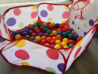 Parque/piscina Infantil de bolas