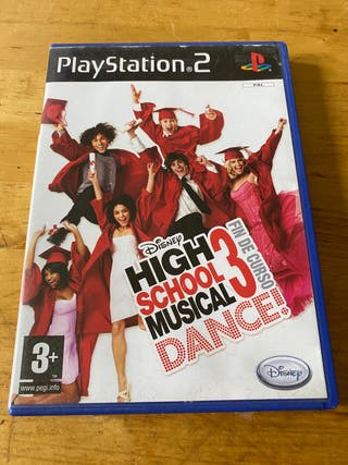 Videojuego High School 3 PS2