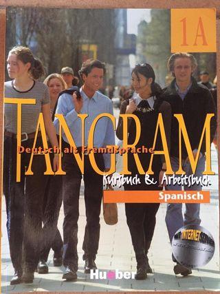 Libro Alemán tangram 1A