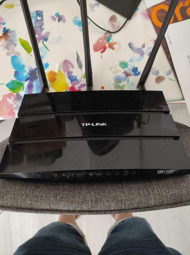 Router Tp-Link archer ac1750
