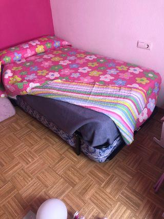 2 camas completas